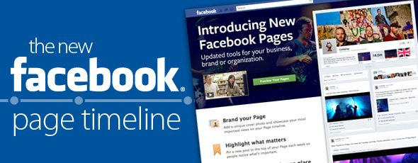 Timeline for Facebook Pages